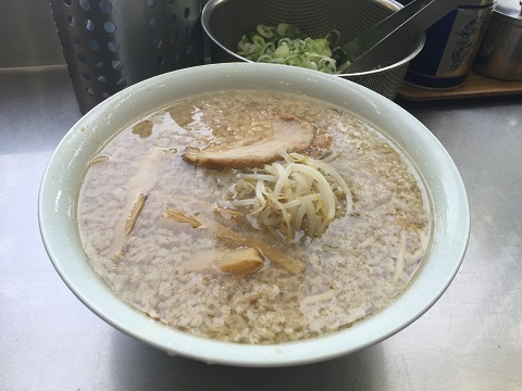 HOPE ken (Ramen/Kokuritsu Kyogijo[National Stadium])